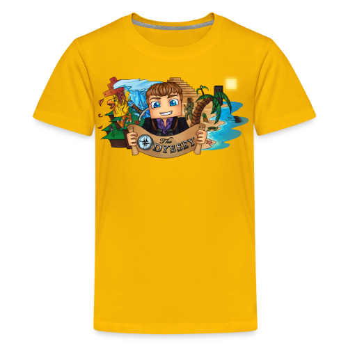 The Odyssey MEN - Kids' Premium T-Shirt