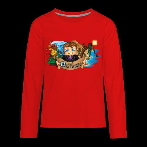 The Odyssey MEN - Kids' Premium Long Sleeve T-Shirt