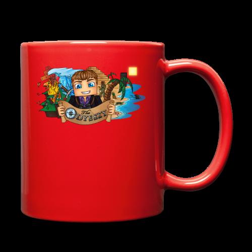 The Odyssey MEN - Full Color Mug
