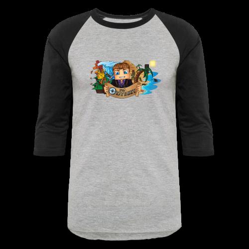 The Odyssey MEN - Baseball T-Shirt