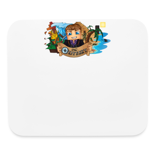 The Odyssey MEN - Mouse pad Horizontal