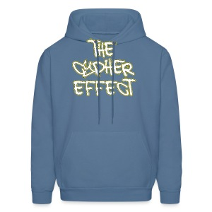 Blue TCE Logo Shirt (YELLOW) - Men's Hoodie