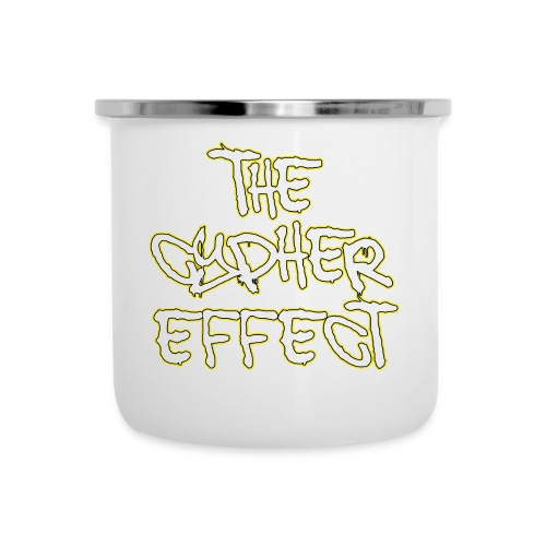 Blue TCE Logo Shirt (YELLOW) - Camper Mug