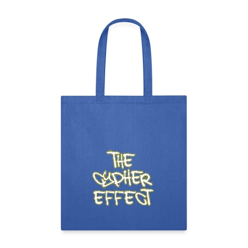 Blue TCE Logo Shirt (YELLOW) - Tote Bag