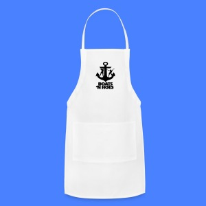 Boats N Hoes Phone & Tablet Cases - Adjustable Apron