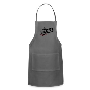Haunted Camera Buttons - Small - Adjustable Apron