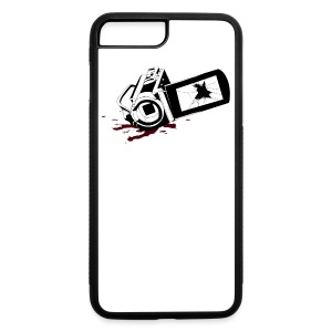 Haunted Camera Buttons - Small - iPhone 7 Plus/8 Plus Rubber Case