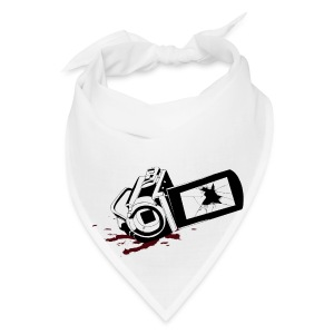Haunted Camera Buttons - Small - Bandana