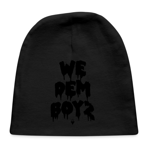 We Dem Boyz - Men's Shirt - Baby Cap