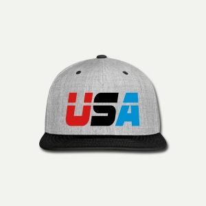 USA - Snap-back Baseball Cap
