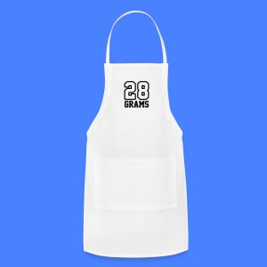 28 Grams Phone & Tablet Cases - Adjustable Apron