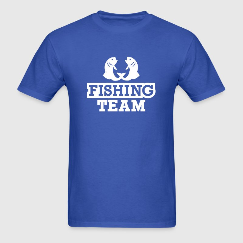 Fishing t shirt spreadshirt for Fishing team shirts