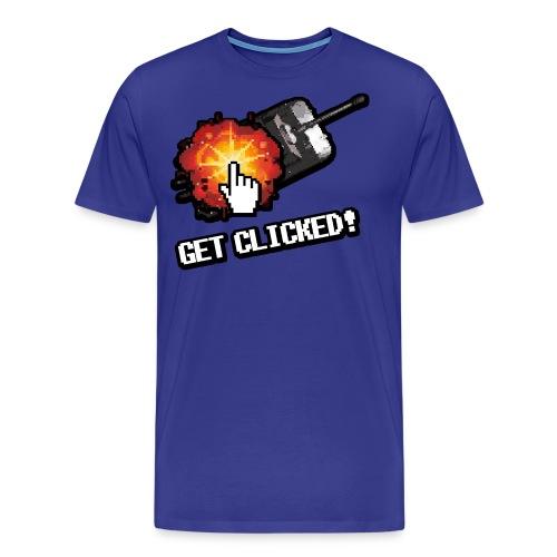 Get Clicked! - Men's Premium T-Shirt