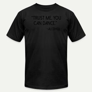 Trust Me - Men's Fine Jersey T-Shirt