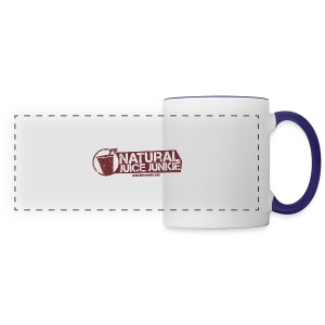 Natural Juice Junkie Bottle - Panoramic Mug