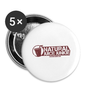 Natural Juice Junkie Bottle - Small Buttons