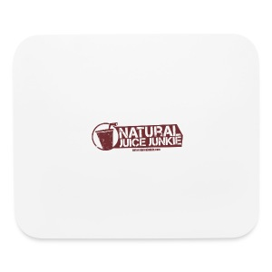 Natural Juice Junkie Bottle - Mouse pad Horizontal
