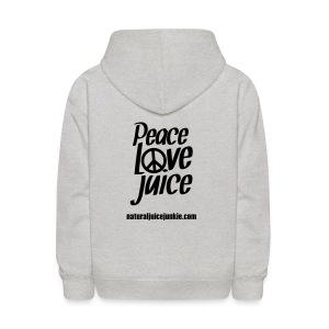 Peace Love Juice - Men's Tee - Kids' Hoodie