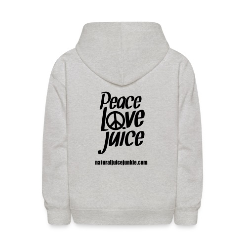 Peace Love Juice - Men's Tee - Kids' Hoodie