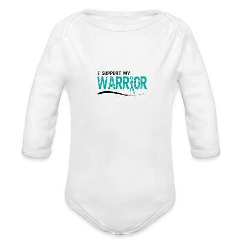 iSupport Travel Mug - Organic Long Sleeve Baby Bodysuit