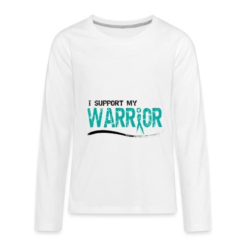iSupport Travel Mug - Kids' Premium Long Sleeve T-Shirt