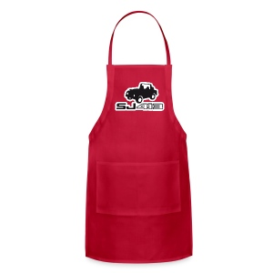 Topless Suki SJ413 - Adjustable Apron