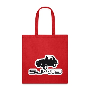 Topless Suki SJ413 - Tote Bag