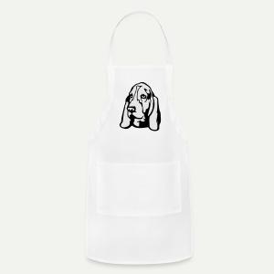 Basset Hound - Adjustable Apron