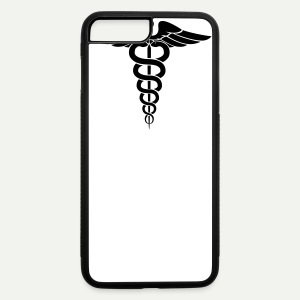 Medical Symbol - iPhone 7 Plus/8 Plus Rubber Case
