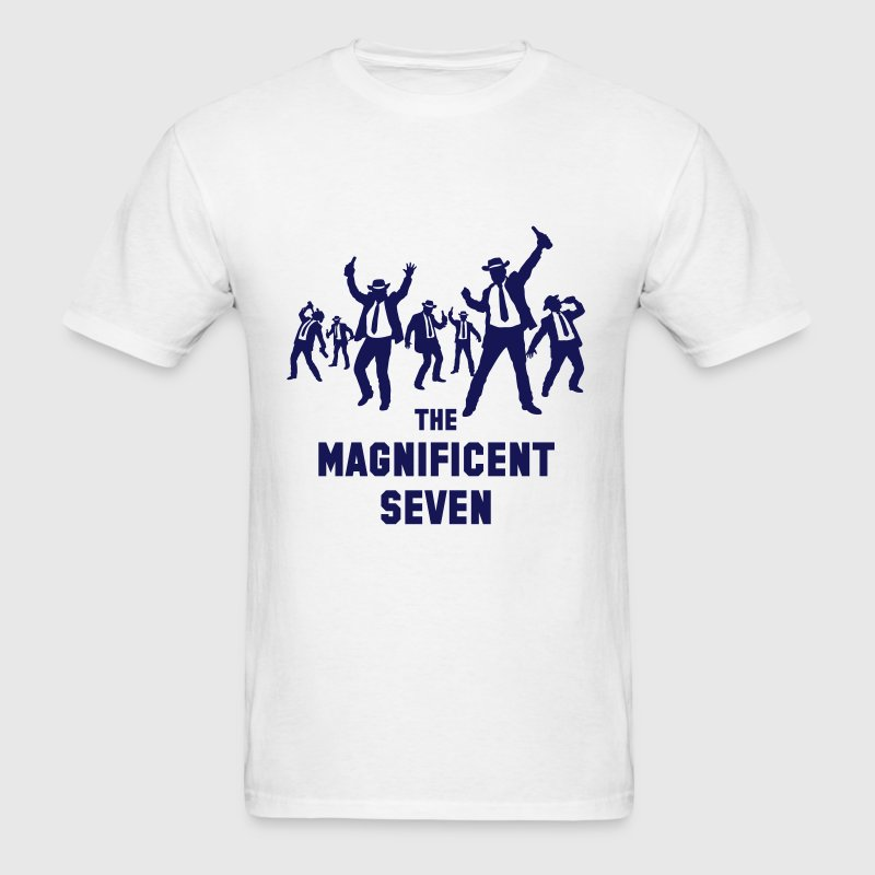 The Magnificent Seven (Drinking Team) T-Shirts - Men's T-Shirt