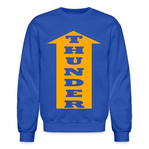 Thunder Up - Crewneck Sweatshirt