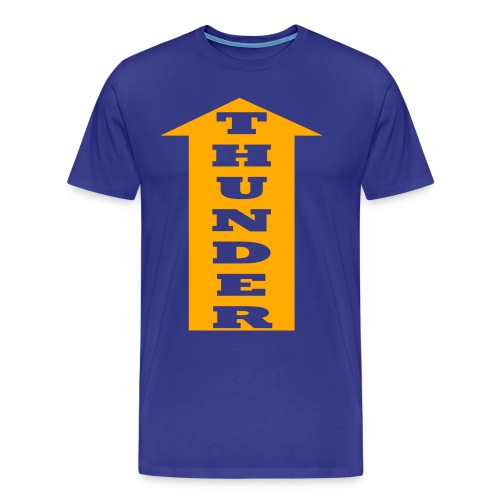 Thunder Up - Men's Premium T-Shirt