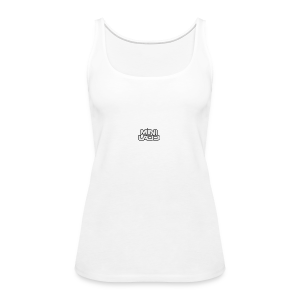 Mini Ladd Logo Water Bottle - Women's Premium Tank Top