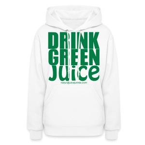 Drink Green Juice - Men's Ringer Tee - Women's Hoodie