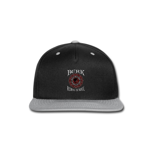 Berk Riding School - Snap-back Baseball Cap