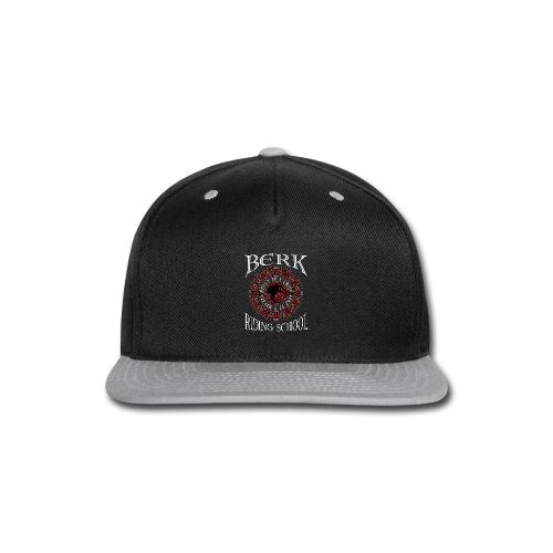 Berk Riding School - Snap-back Baseball Cap