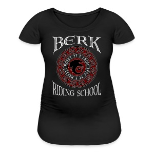 Berk Riding School - Women's Maternity T-Shirt