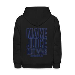 Make Juice Not War (Women's Tee) - Kids' Hoodie
