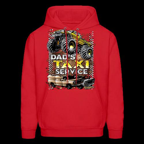 Dad's Taxi Servce - Men's Hoodie