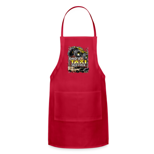 Dad's Taxi Servce - Adjustable Apron