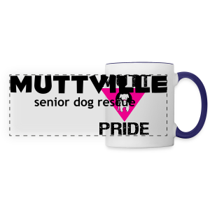 Mutt Pride Tee for women - Panoramic Mug