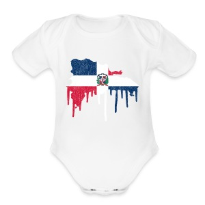 x DR x designed by Alexandro's Casa - Short Sleeve Baby Bodysuit