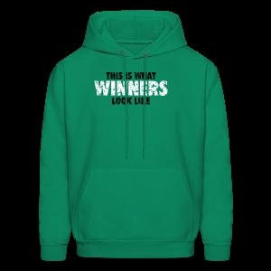 Winner T-Shirt (Green) Women - Men's Hoodie