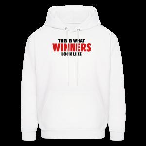 Winner T-Shirt (White) Women - Men's Hoodie