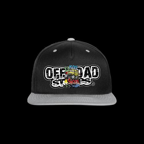 Kool Monster Bus - Snap-back Baseball Cap