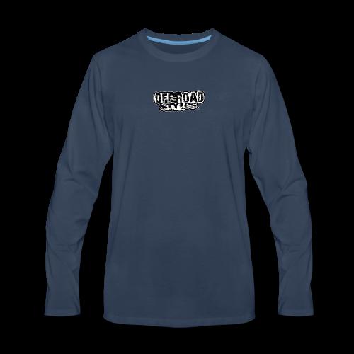 Kool Monster Bus - Men's Premium Long Sleeve T-Shirt