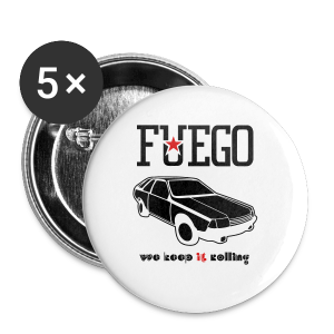 Rogue Fuego With - Large Buttons