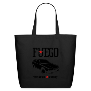 Rogue Fuego With - Eco-Friendly Cotton Tote
