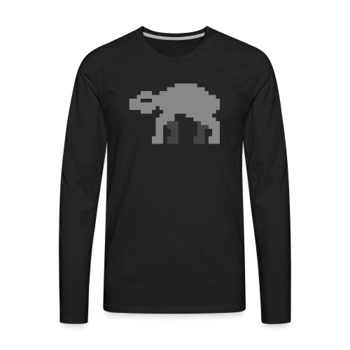 My other car is a - Men's Premium Long Sleeve T-Shirt