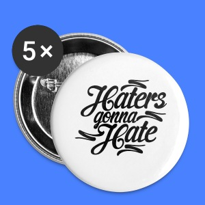 Haters Gonna Hate Phone & Tablet Cases - Small Buttons